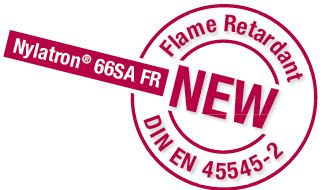 New development Nylatron® 66 SA FR – Flame Retardant PA66 for large plastic parts production